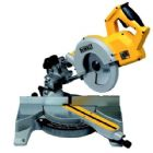 DW777 DeWalt 216mm Sliding Crosscut Mitre Saw 1800 Wat
